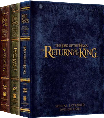 The lord of the rings extended edition | the one wiki to rule them.