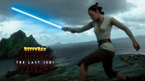 RiffTrax Star Wars The Last Jedi (Preview)