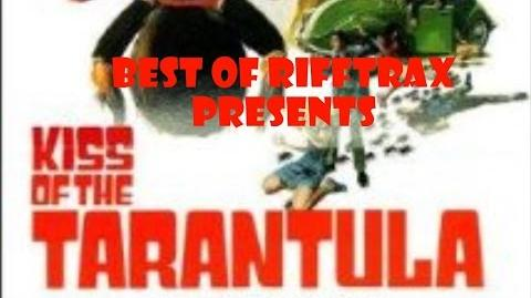 Best of Rifftrax Kiss of the Tarantula