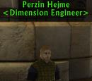 Perzin Hejme