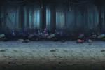场景-废墟宫殿