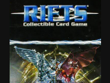 Rifts Collectable Card Game