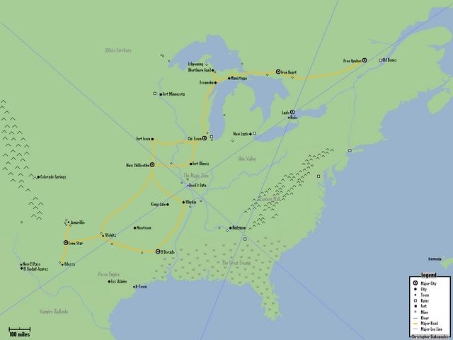 Image  Rifts North America Mappng  Rifts Wiki  FANDOM powered
