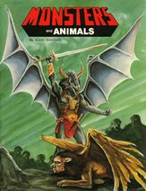 Monsters and Animals 1st printing