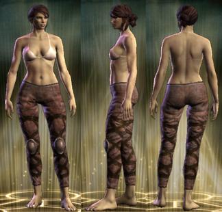 Swindler's Legs Female
