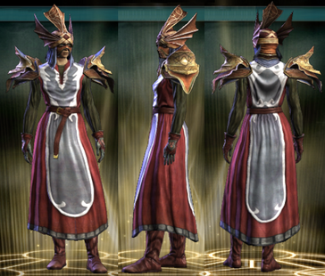 ED Cloth Set Female