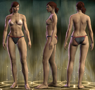 PvP R4 Cloth Seer Legs Female