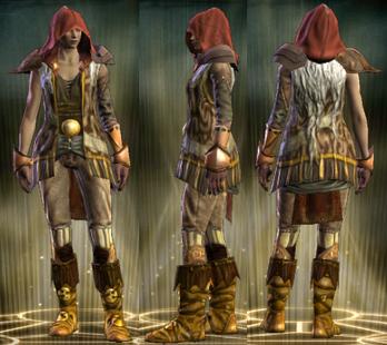 Mystic's Set Female