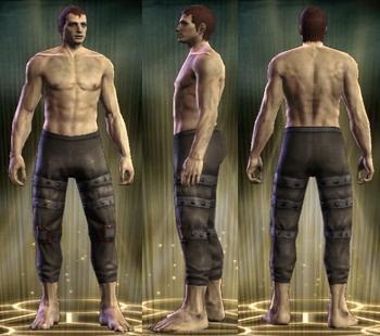 Privateer's Legs Male