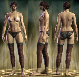 Mastermind's Legs Female