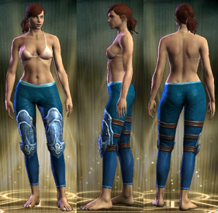 Tam's Legs Female