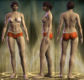 Savant's Legs Female