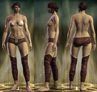 Alchemist's Legs Female