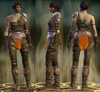 Brawlers Set Female