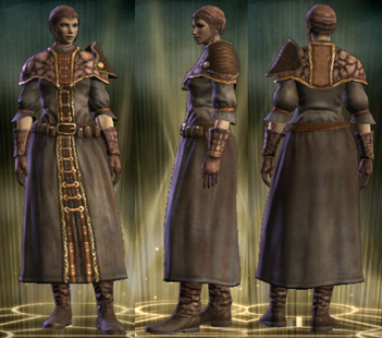 Scholar's Set Female