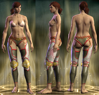 Shyla's Legs Female
