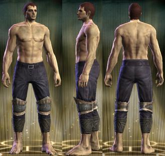 Prelate's Legs Male
