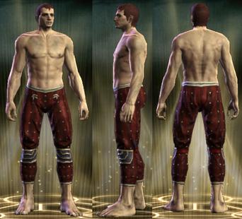 Patrician's Legs Male