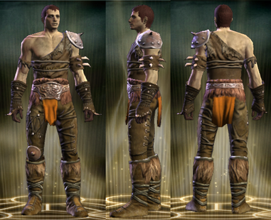 Brawlers Set Male