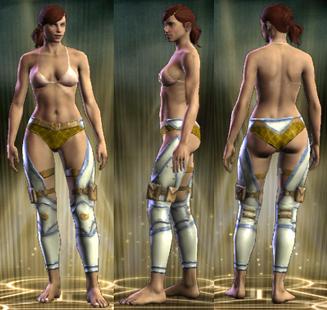 Lymond's Legs Female