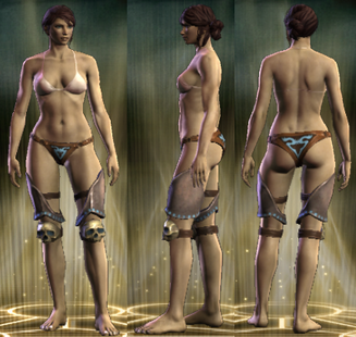 Brigand's Legs Female