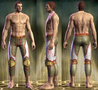 GRT Chain Legs Male