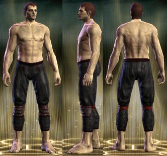 PvP R4 Chain Legs Repudiator Male
