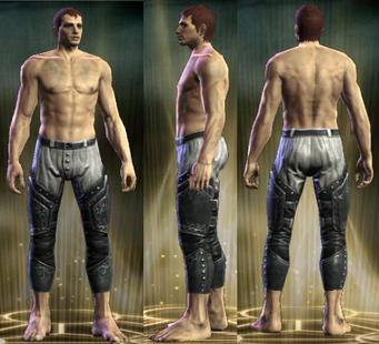 Dacia's Legs Male