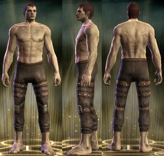 Vicar's Legs Male