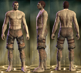 Warlord's Legs Male
