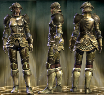 Ascendant Set Female