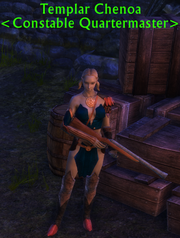 Guardian - Templar Chenoa