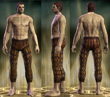 Marauder's Legs Male