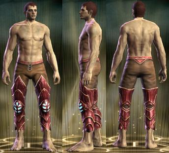 DRT Plate Legs Male