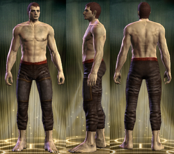 Outlaw's Legs Male