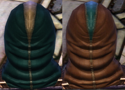 Leather Cyan Dye