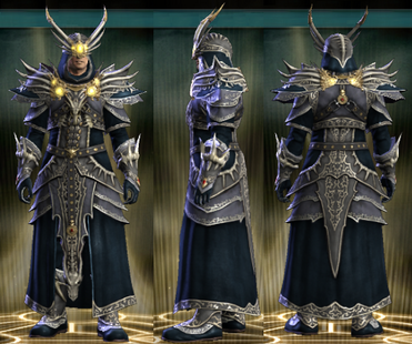 PvP R6 Cloth Clairvoyant Set Male