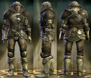 Ascendant Set Male