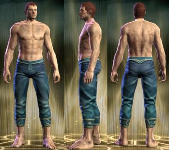 GRT Cloth Legs Male