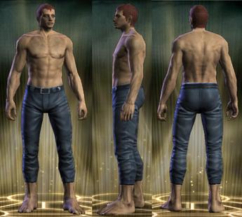 Squire Legs Male