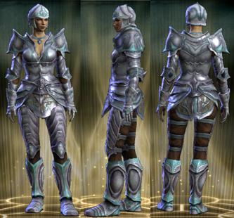 Silver Set Female