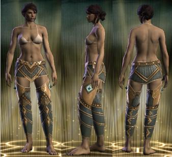 Asphodel's Legs Female