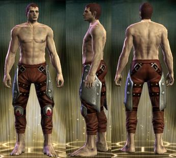 Brawler's Legs Male