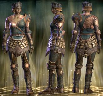 Duelist's Set Female