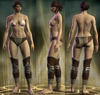 Freebooter's Legs Female