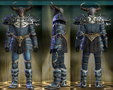 PvP R6 Plate Sentinel Set Male