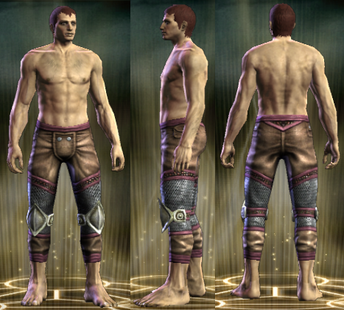 Damon's Legs Male
