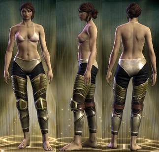 Ascendant Legs Female