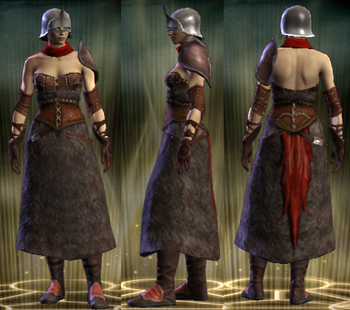 Outlaw's Set Female