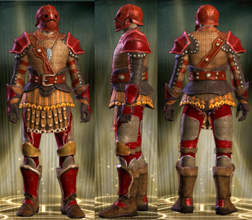 Soothsayer's Set Male